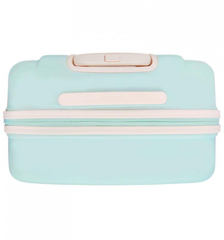 SUITSUIT Fabulous Fifties L Luminous Mint cestovní kufr na 4 kolečkách TSA 77 cm