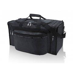 Travelite Minimax Foldable Travel Bag S Black skládací cestovní taška 24 l