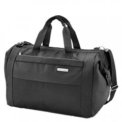 Travelite Capri Duffle elegantní cestovní taška 45x32x27 cm 39 l Black