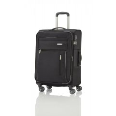Travelite Capri 4w M Black