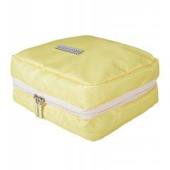 SUITSUIT Lingerie Organiser Mango Cream cestovní obal na spodní prádlo 23x18x8 cm