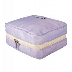SUITSUIT Lingerie Organiser Paisley Purple cestovní obal na spodní prádlo 23x18x8 cm