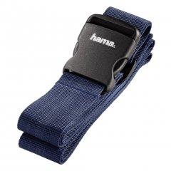Hama popruh na zavazadlo, 5x200 cm, tmavě modrý
