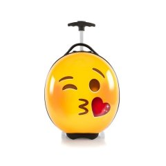 Heys e-Motion Kids Luggage Kiss detský škrupinový cestovný kufor 41 cm