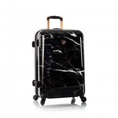 Heys Marquina M Black Marble cestovný kufor TSA 66 cm čierny mramor