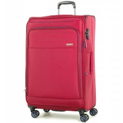ROCK TR-0162 Apollo L cestovní kufr TSA 79 cm 90-104 l červený