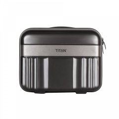 Titan Spotlight Flash Beauty Case kosmetický kufřík 38 cm 21 l Anthracite