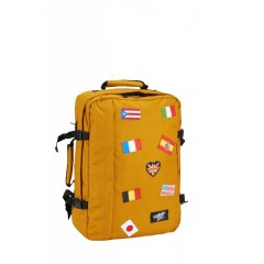 CabinZero Classic 44L Flag Orange Chill ultra-light palubní batoh-taška 51x36x19 cm