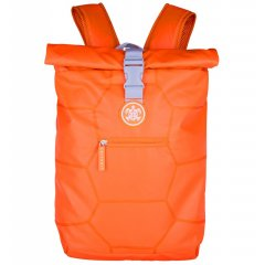 "SUITSUIT Caretta Backpack Vibrant Orange městský roll-top batoh na 15"" notebook 12 l"