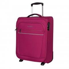 Travelite Cabin 2w S ultralehký palubní kufr 52 cm 1,9 kg Berry