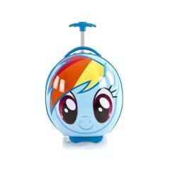 Heys Kids 2w My Little Pony detský škrupinový cestovný kufor 41 cm