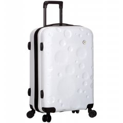 Azure Sirocco T-1194 M cestovný kufor TSA 67 cm 60 l White