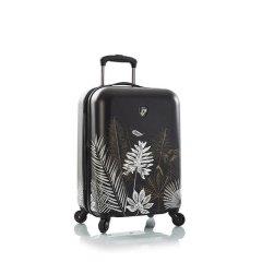 Heys Oasis S skořepinový palubní kufr TSA 53 cm 52 l Black/Gold Leaf