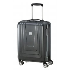 Titan X-ray 4w S Made in Germany palubní kufr TSA 55x40x20 cm 40 l Dark Stone