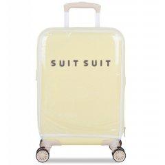 SUITSUIT AF-26725 průhledný obal na palubní kufr 55x35x20 cm