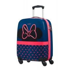 Samsonite Disney Ultimate 2.0 4w palubní cestovní kufr TSA 55 cm Minnie Neon