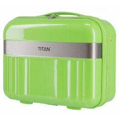 Titan Spotlight Flash Beauty Case kosmetický kufřík 38 cm 21 l Flashy Kiwi