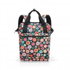 Reisenthel Allrounder R cestovní batoh/taška 12 l Happy Flowers