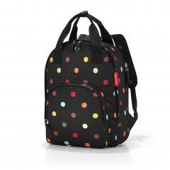 Reisenthel Easyfitbag městský/cestovní dámský batoh 15 l Dots