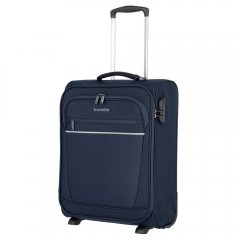 Travelite Cabin 2w S ultralehký palubní kufr 52 cm 1,9 kg Navy
