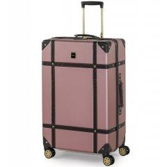 ROCK TR-0193 Vintage L cestovný kufor TSA 78 cm 94 l Pink