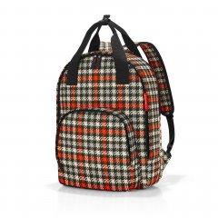 Reisenthel Easyfitbag městský/cestovní dámský batoh 15 l Glencheck Red