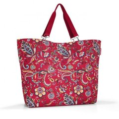 Reisenthel Shopper XL Paisley Ruby