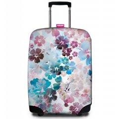 REAbags 9056 univerzální obal na cestovní kufr 60-80 cm Beach Flowers