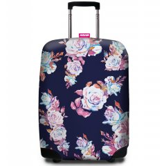 REAbags 9078 univerzální obal na cestovní kufr 60-80 cm Roses