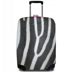 REAbags 9015 univerzální obal na cestovní kufr 60-80 cm Zebra