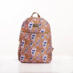 LiLiÓ Pop Art Paisley M Backpack městský dámský batoh 7,1 l Tangerine