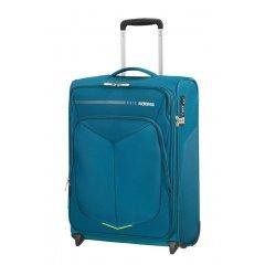 American Tourister Summerfunk 2w palubní kufr TSA 55x40x20 cm 42 l Teal
