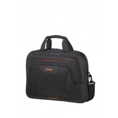 "American Tourister At Work aktovka na 15.6"" notebook Black/Orange"