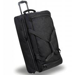 MEMBER'S TT-0032 velká cestovní taška na kolečkách 37x81x40 cm 115-138 l černá