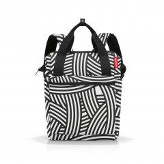 Reisenthel Allrounder R cestovní batoh/taška 12 l Zebra