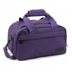 Member's SB-0043 palubní cestovní taška 40x20x25 cm Ryanair fialová