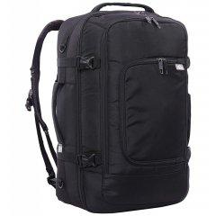 Aerolite BPMAX01 cestovní batoh 3v1 RFID USB YKK 55x35x20 cm 39 l černý