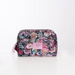 LiLiÓ Smart Flowers Pocket Cosmetic Bag kosmetická taštička 26 cm Soft Lilac