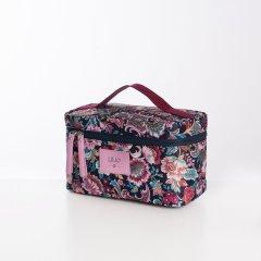 LiLiÓ Smart Flowers L Beauty Case cestovní necesér 27 cm Soft Lilac