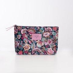 LiLiÓ Smart Flowers L Cosmetic Bag kosmetická taška 28 cm Soft Lilac