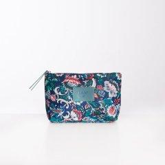 LiLiÓ Smart Flowers M Cosmetic Bag kosmetická taška 21 cm Pine Wood