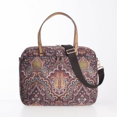 "Oilily Office Bag Paisley kabelka na 14"" notebook 40 cm Coffee"