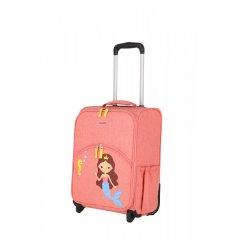 Travelite Youngster 2w dětský cestovní kufr 44 cm Mermaid