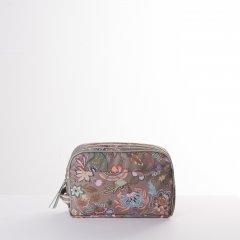 Oilily Amelie Sits Pocket Cosmetic Bag kosmetická taštička 26 cm Elmwood