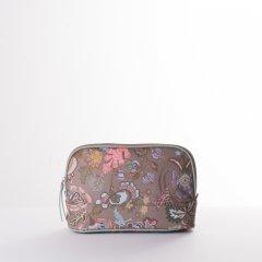 Oilily Amelie Sits M Cosmetic Bag kosmetická taštička 26,5 cm Elmwood