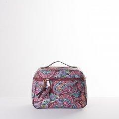 Oilily Helena Paisley L Beauty Case cestovní necesér 28 cm Port