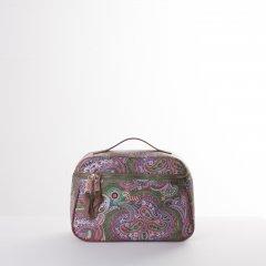 Oilily Helena Paisley L Beauty Case cestovní necesér 28 cm Cypres