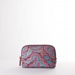 Oilily Helena Paisley M Cosmetic Bag kosmetická taštička 26,5 cm Port