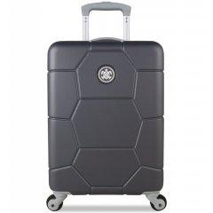 SUITSUIT Caretta S Cool Grey palubní kufr na 4 kolečkách 55 cm