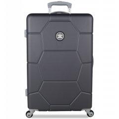 SUITSUIT Caretta M Cool Grey cestovní kufr na 4 kolečkách 65 cm